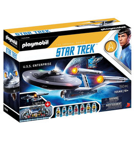 Playmobil Licenses Star Trek U.S.S. Enterprise (NCC-1701C)