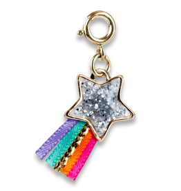 CHARM IT! Gold Glitter Shooting Star Charm