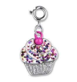 CHARM IT! Glitter Cupcake Charm