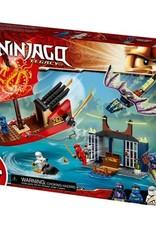 Ninjago Final Flight of Destiny's Bounty