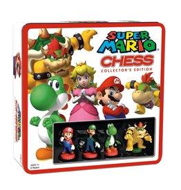 USAopoly Super Mario™ Chess Collector's Edition