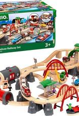 Brio Trains Deluxe Railway Set
