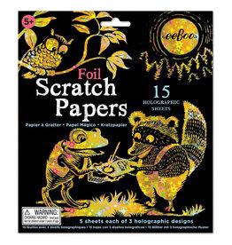 eeboo Scratch Paper Assortment
