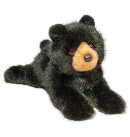 Douglas Toys Sutton Floppy Black Bear