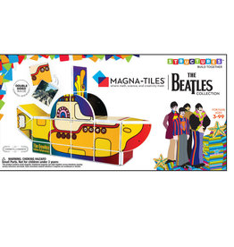 Magna-Tiles The Beatles Collection Structure