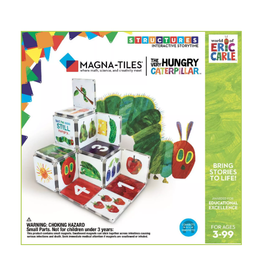 Magna-Tiles The Very Hungry Caterpillar Structure