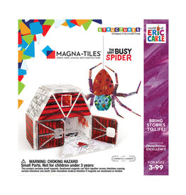Magna-Tiles The Very Busy Spider Structure
