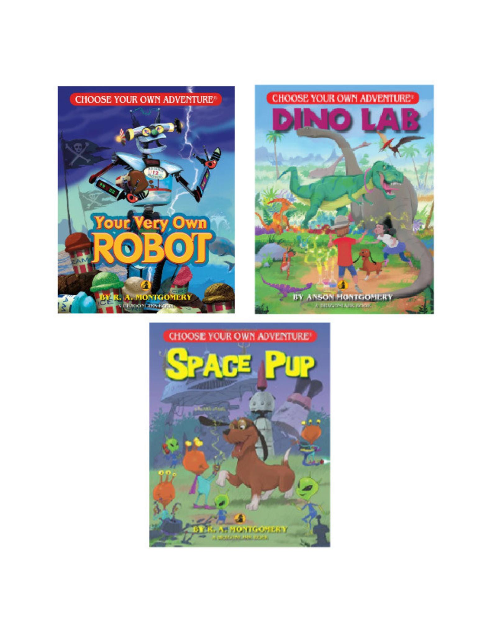 Choose Your Own Adventure Dragonlarks Set (3 Book Set)
