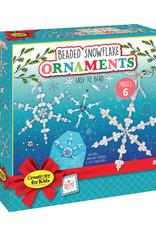 Creativity for Kids Beaded Snowflake Ornaments