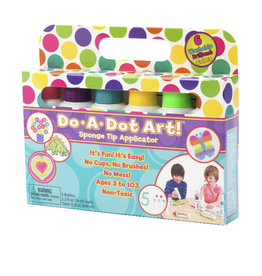Do-A-Dot 6-Pack Brilliant Markers
