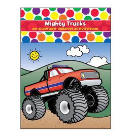 Do-A-Dot Mighty Trucks Book