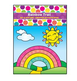 Do-A-Dot Rainbow Trail Book