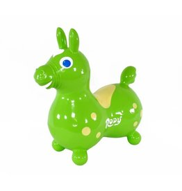 Rody Rody Horse- Lime green