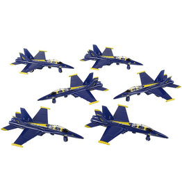 The Toy Network F-18 Blue Angel