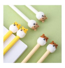 BC USA Hamster Gel Pen