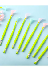 BC USA Color Changing Lily Flower Gel Pen