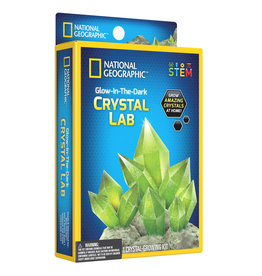 National Geographic National Geographic Impulse Crystal Grow Glow in the Dark