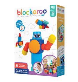 Blockaroo Blockaroo Magnetic Foam Blocks - Small - Robot
