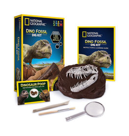 National Geographic National Geographic Dino Fossil Dig Kit