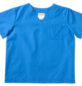 Aeromax Jr. Doctor Scrubs, Astor Blue, size 4/6