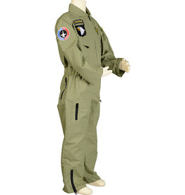 Aeromax Jr. Fighter Pilot Suit w/Embroidered Cap, size 6/8