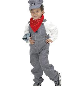 Aeromax Jr. Train Engineer Suit, size 4/6