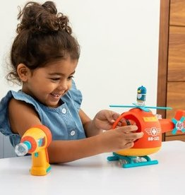Educational Insights Design & Drill Bolt Buddies Helicopter