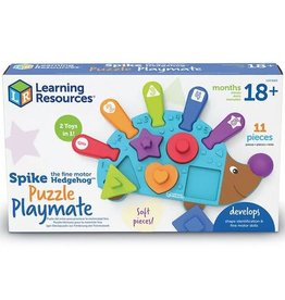 Learning Resources Spike the Fine Motor Hedgehog Puzzle Playmate