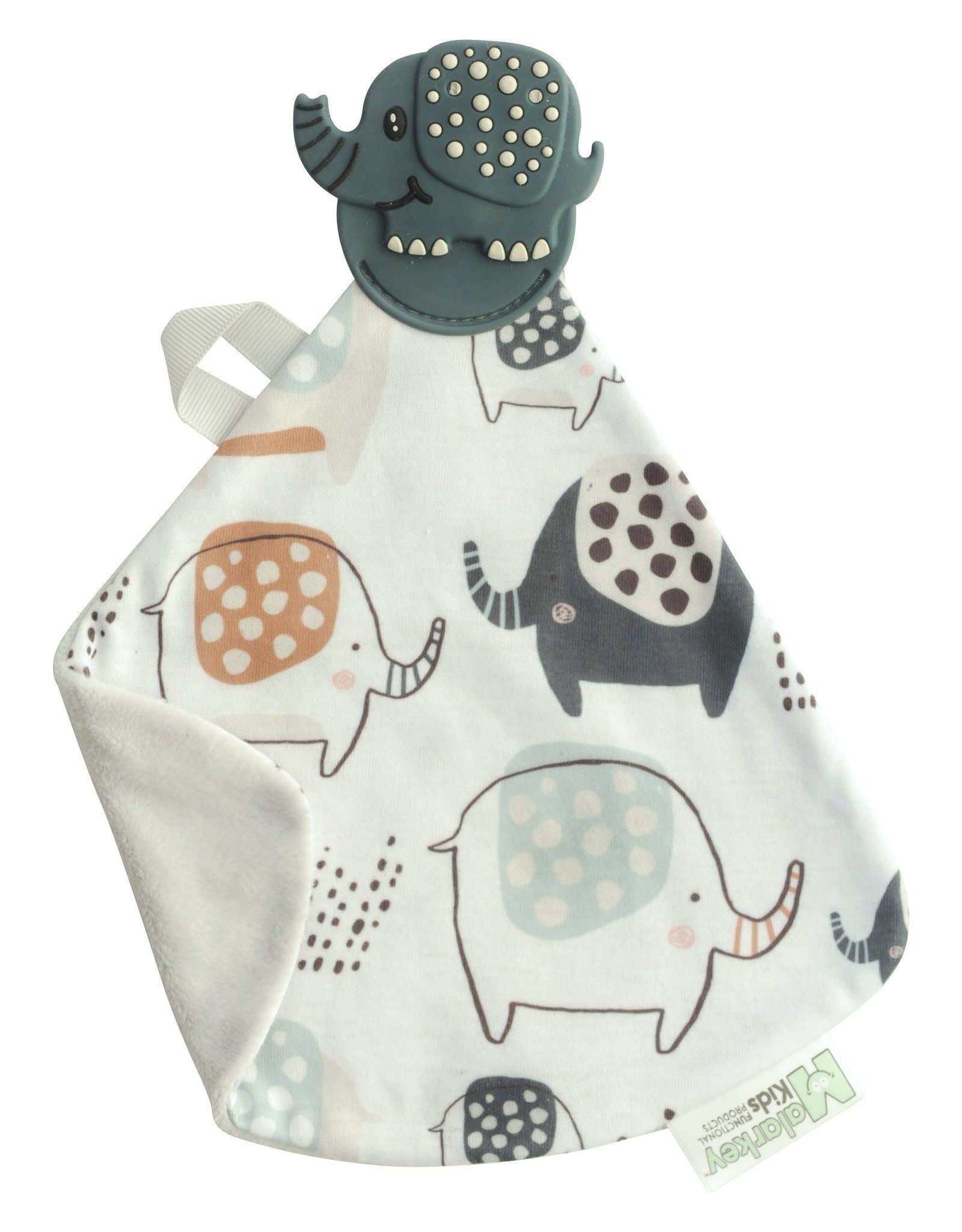 Munch-it Blanket - Earnest Elephant