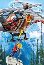 City Action Canyon Copter Rescue