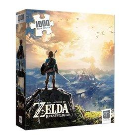 Zelda Breath of the Wild - 1000pc