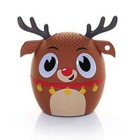 Holiday Rudolph Reindeer Bluetooth Speaker