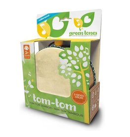 Green Tones Tom-Tom Drum