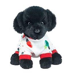 Douglas Toys Lights PJ Pup Lab- Small