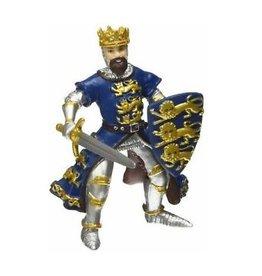 Papo King Richard (Blue)