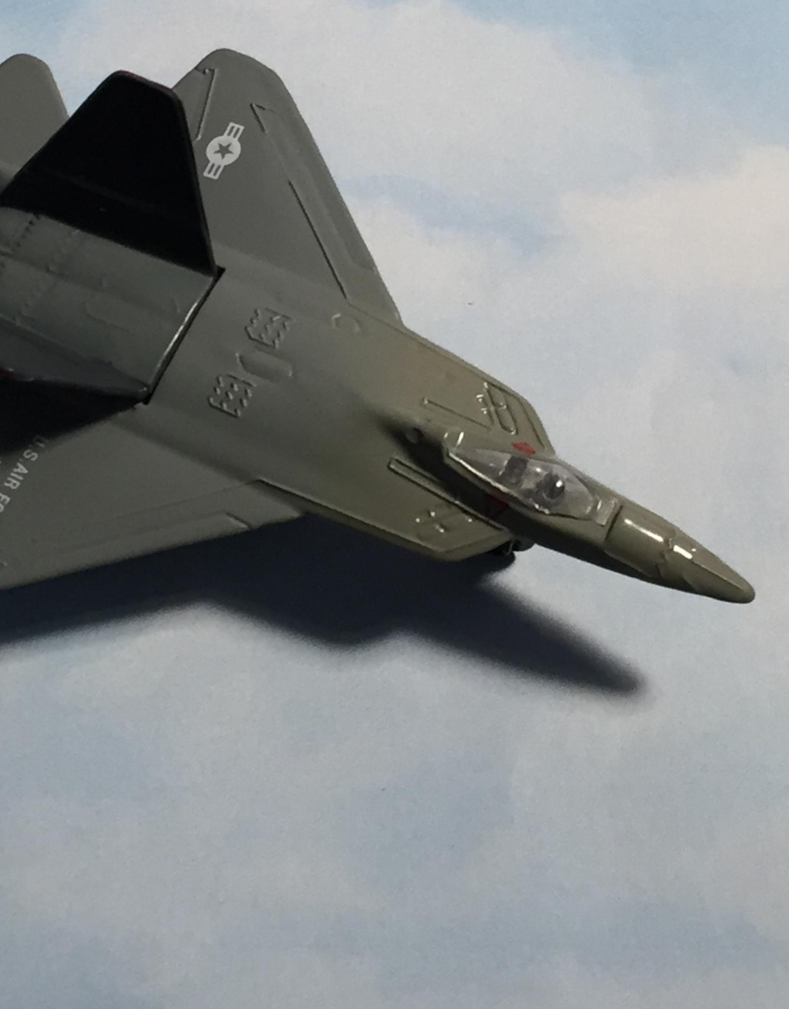 Hot Wings F-22 Raptor (Military)