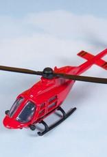 Hot Wings Bell 206JetRanger (Red)