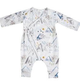 Angel Dear Mountains Wrap Coverall