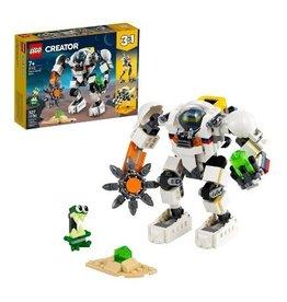 Creator Space Mining Tech