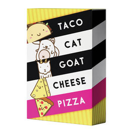 Taco Cat Goat Cheese Pizza Taco Cat Goat Cheese Pizza Card Game