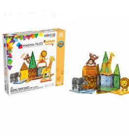 Magna-Tiles MagnaTiles Safari Animals 25 Piece Set
