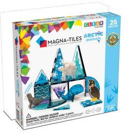 Magna-Tiles Magna-Tiles Arctic Animals 25 Piece Set