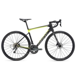 Giant Giant Defy Advanced 3 ML Carbon/Neon Yellow 2019