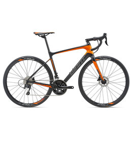 Giant Giant Defy Advanced 2 L Composite/Charcoal/Orange