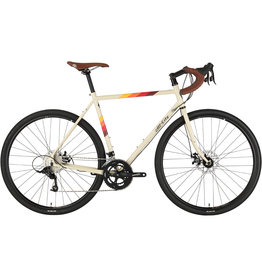 All-City All-City Space Horse Bike - 700c, Steel, Cream, 55cm