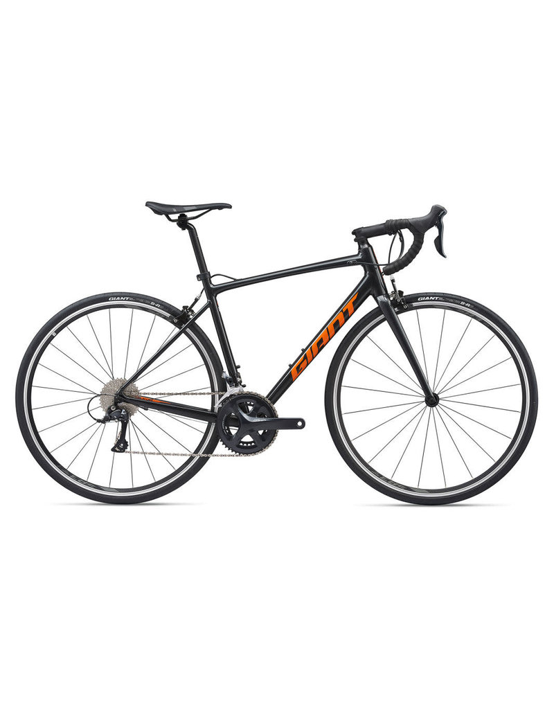 Giant Giant Contend 1 L Gunmetal Black 2020