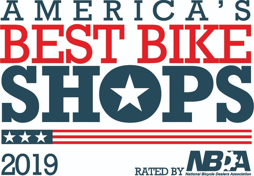 Johnny Velo Bikes Receives America's Best Bike Shop Award