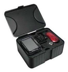 Lezyne Mega XL GPS Loaded Bike Computer - GPS, Wireless, Heart Rate Monitor, Speed, Cadence, Black