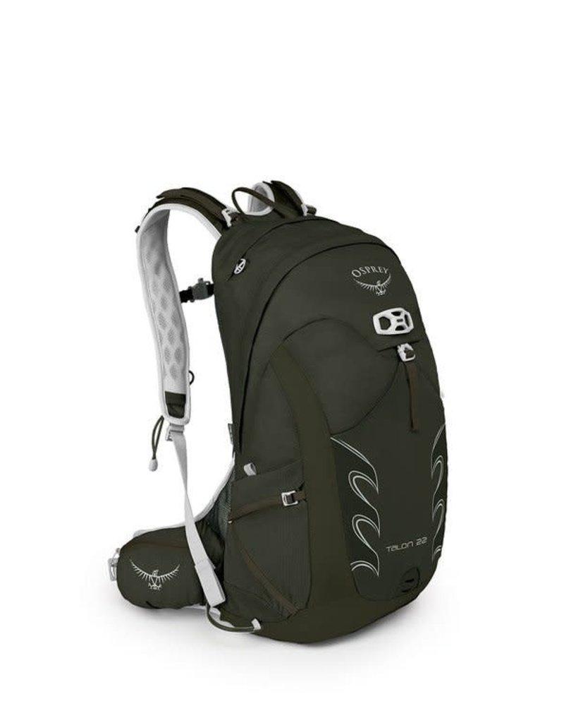 Osprey Talon 22 Backpack: Black, MD/LG
