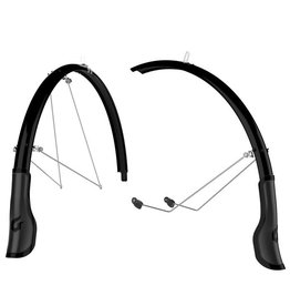 Blackburn Blackburn Central Full Fender Set -  700 x 45 - Black